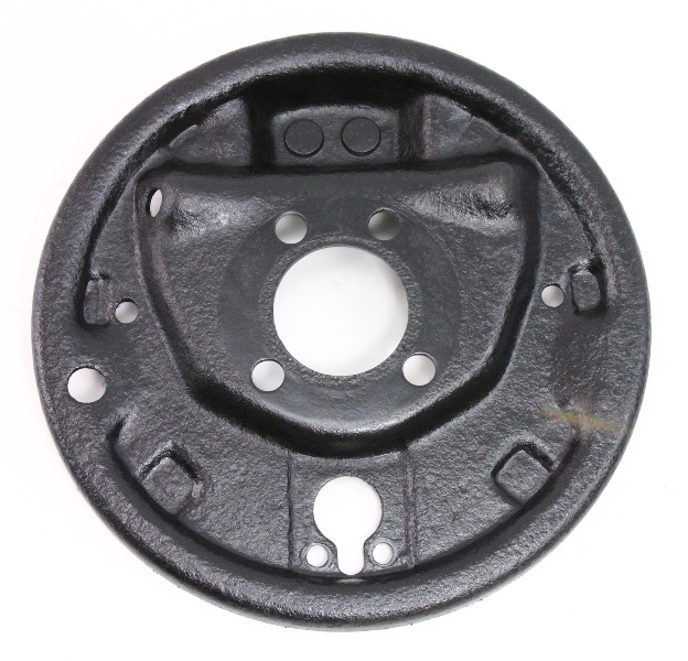 Lh Rear Drum Brake Backing Plate Vw Jetta Golf Rabbit