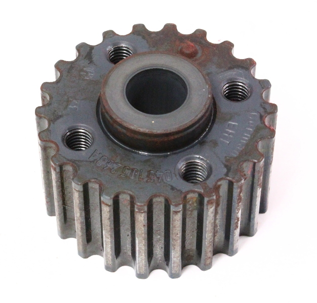Crank Timing Gear Sprocket 05-13 VW Jetta Golf MK5 MK6 - TDI - 045 105 263 A
