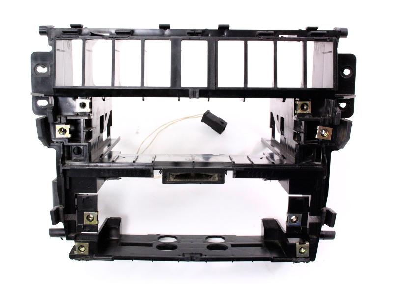 Center Dash Switch Radio Frame Bracket 96 99 Audi A4 B5