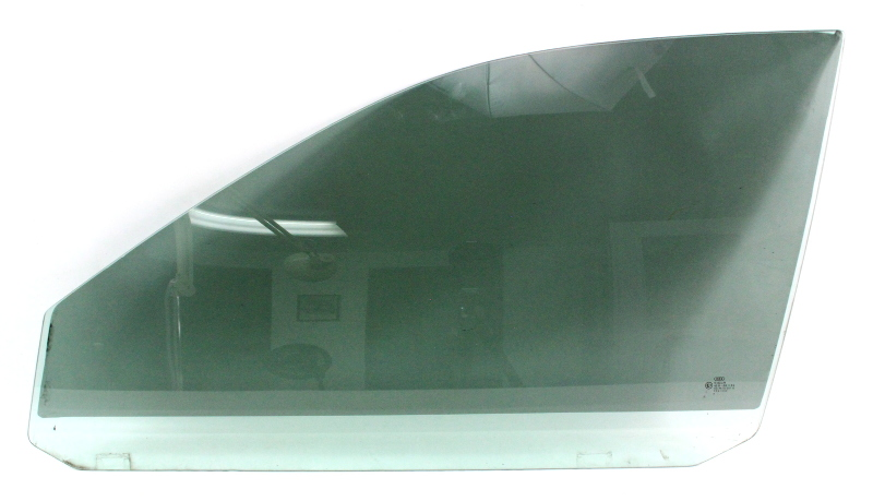 LH Front Side Window Door Glass 96-01 Audi A4 S4 B5 Tinted - Genuine
