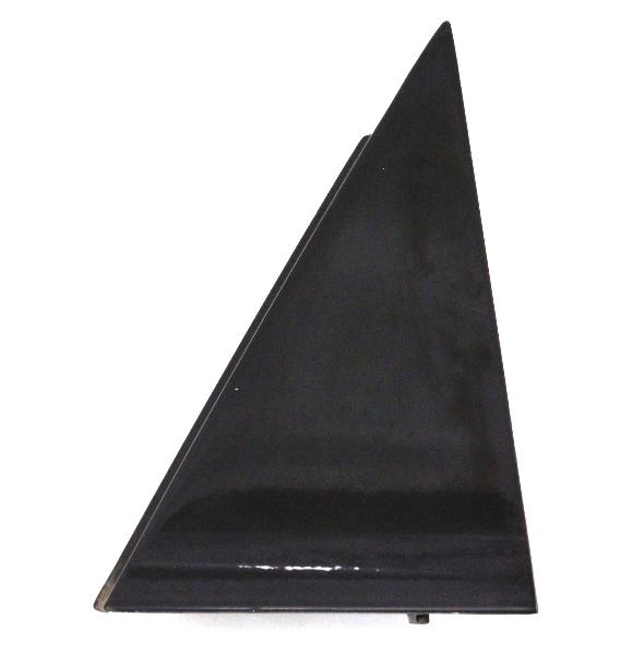 Rh Rear Door Corner Triangle Trim Panel 96-01 Audi A4 S4 B5