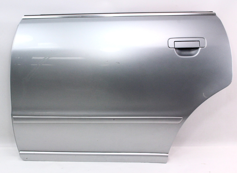 Lh Rear Door Shell Skin 96 99 Audi A4 B5 Ly7m Aluminum