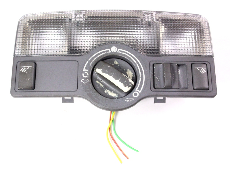 Front Dome Light Sunroof Switch Dark Gray 96 99 Audi A4 B5