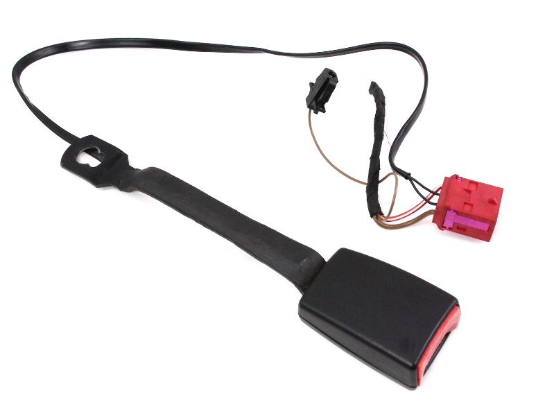 Lh Driver Seatbelt Seat Belt Receiver Buckle 98 01 Audi A4