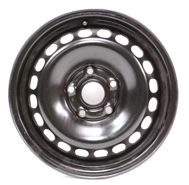 Cp X Steel Spare Wheel Rim Vw Passat B X Et B on Audi A4 Radio Wiring Plugs