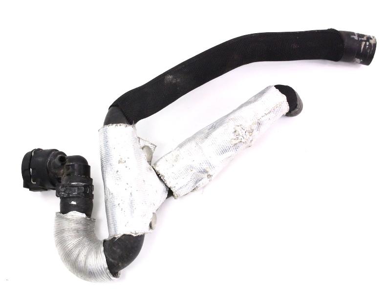 Heater Core Coolant Hose 2 5 08 10 Vw Jetta Rabbit Golf Mk5