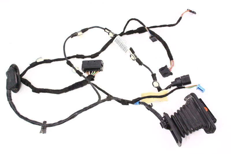 Rh Rear Door Wiring Harness 05 10 Vw Jetta Mk5 1k5 971
