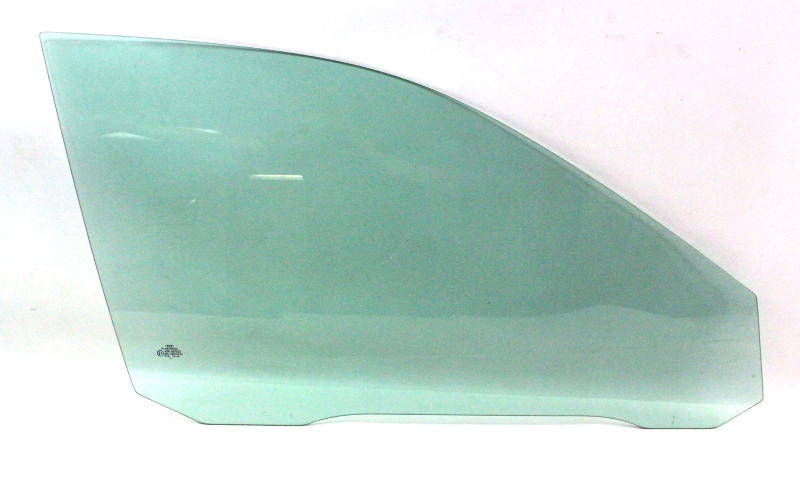RH Front Door Window Exterior Side Glass 96-01 Audi A4 S4 B5 - Genuine