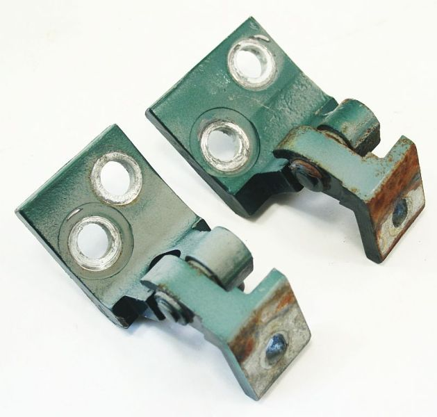 Rh Front Door Hinges Green Lg6s 93 99 Vw Jetta Golf Gti