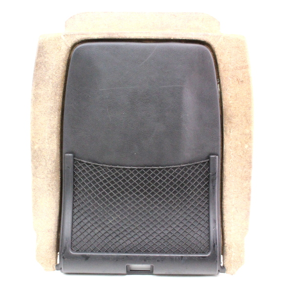 Front Seat Back Panel Net Pocket 98 04 Audi A6 C5 Allroad Genuine Oe