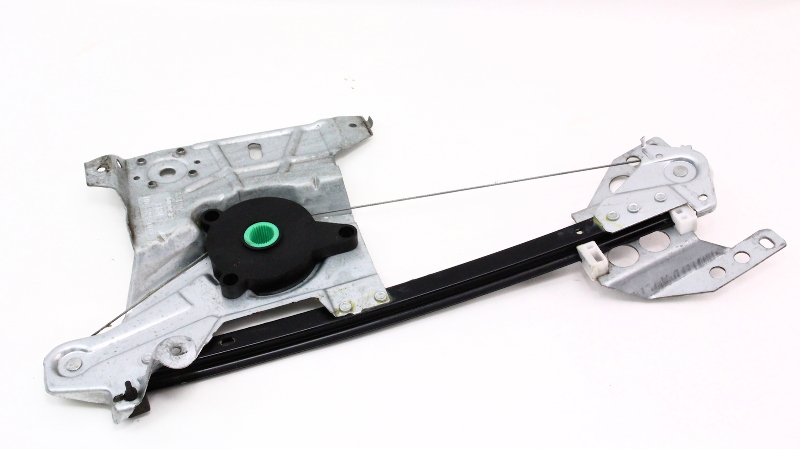 Rh Rear Genuine Audi Window Regulator 96