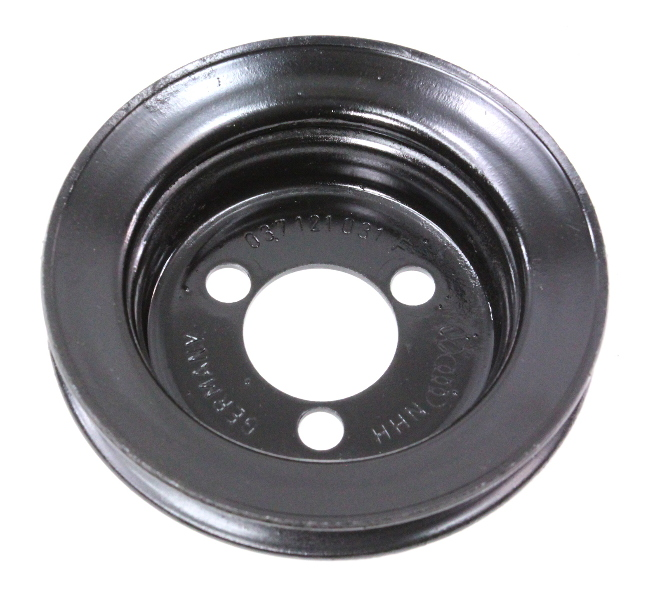Water pump pulley vw jetta golf passat aba