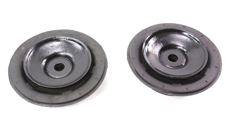 Early Front Upper Strut Mounts 93 99 Vw Jetta Golf Gti