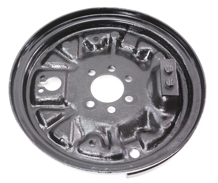 Lh Rear Drum Brake Backing Plate 93