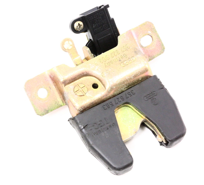 Trunk Lid Latch Lock Actuator 9399 VW Jetta MK3 Passat