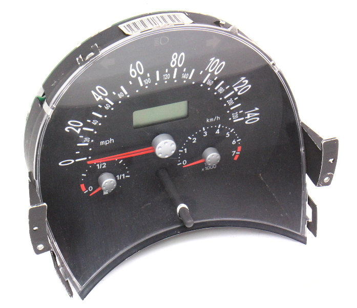 Gauge Instrument Speedometer Cluster 2001 Vw Beetle 1c0