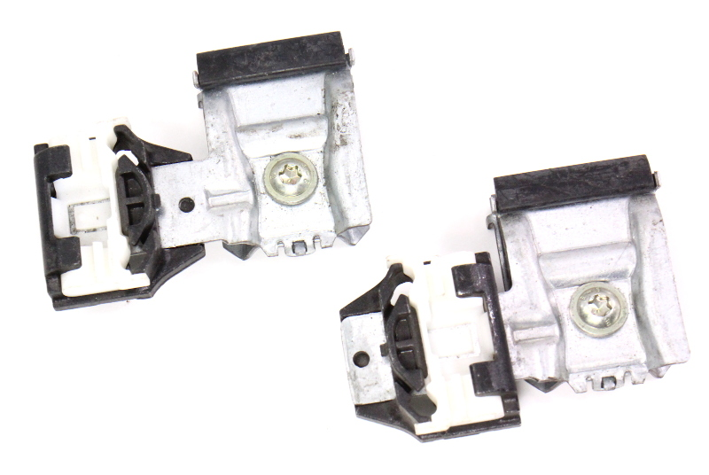 new lh driver window regulator clips mounts 98