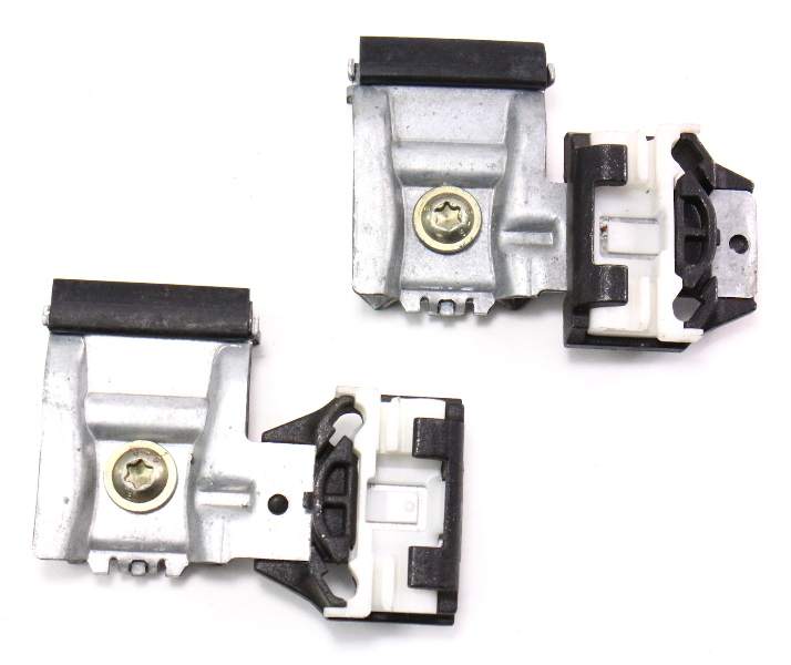 New Rh Passenger Window Regulator Clips Mounts 98 05 Vw