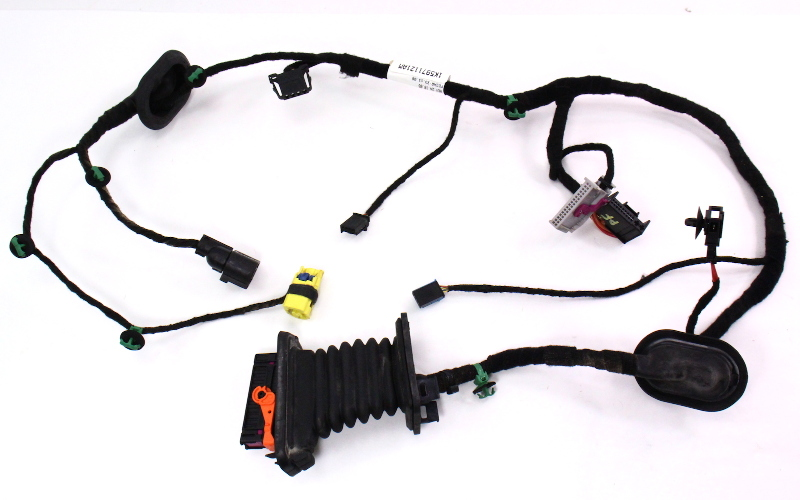 2006 Vw Jetta Door Wiring Harness Part Number : Rh front door wiring harness vw jetta mk k