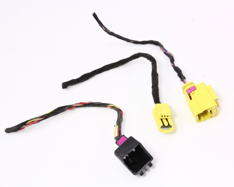 rh front seat wiring harness pigtail plugs connectors 05. Black Bedroom Furniture Sets. Home Design Ideas