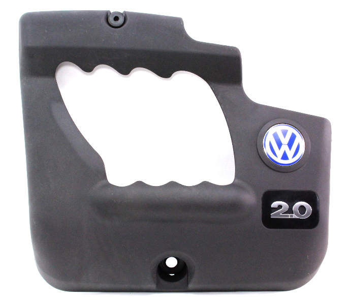 Vw Beetle Engine Deck Height: 2.0 Plastic Engine Cover 99-05 VW Jetta Golf Beetle MK4