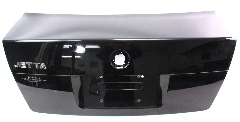 Trunk Lid Rear Deck Boot 99-03 Vw Jetta Mk4 Boot