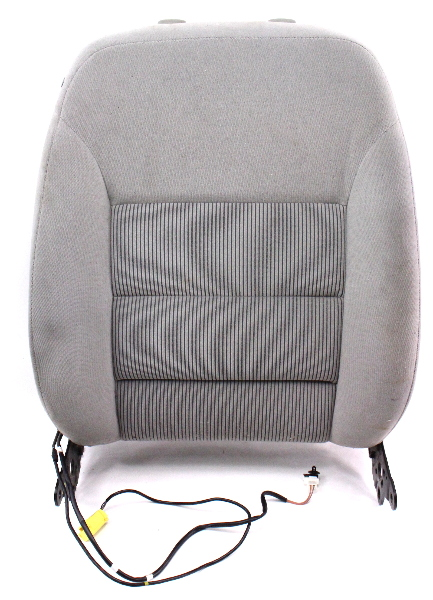 Rh Front Seat Back Rest Amp Side Airbag Grey 99 05 Vw Jetta