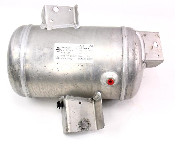 Air Suspension Compressor Tank 04 06 Vw Phaeton 3d0 616 201