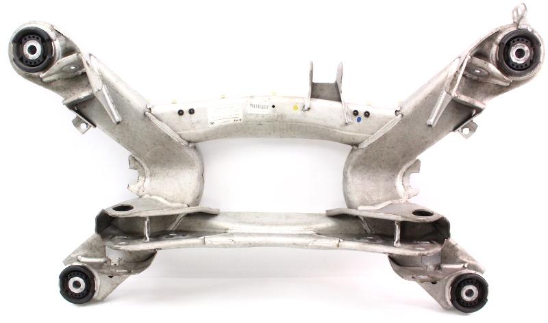 rear suspension sub frame cradle 04  w12