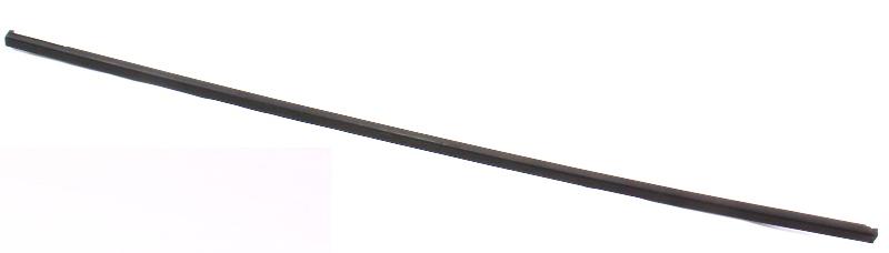 RH Door Window Trim Molding Weather Seal 98-05 VW Beetle - Genuine - 1C0 837 478 A