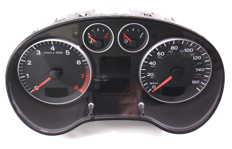 Gauge Cluster Speedometer 06 08 Audi A3 8p0 920 981 H