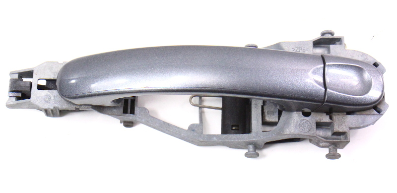 Lh Rear Exterior Door Handle 05 10 Vw Jetta Mk5 Ld7x