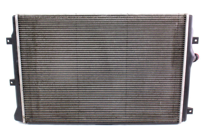 genuine vw audi radiator a3 golf mk5 passat b6 2 0t