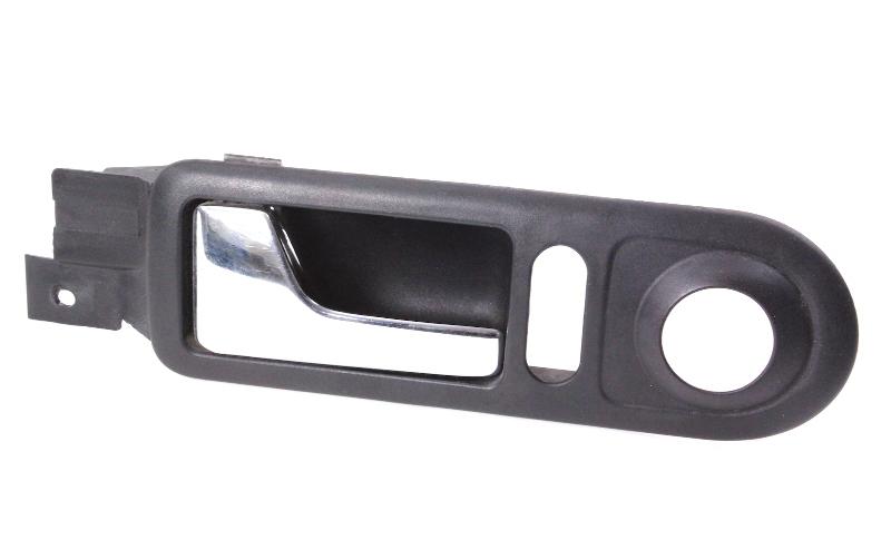 Driver Front Door Pull Handle 99 05 Vw Jetta Golf Mk4