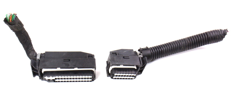 Ecu Ecm Engine Computer Plugs Connector Pigtail 99 05 Vw