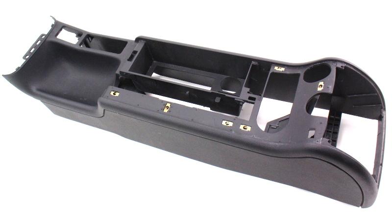 Center Console 98 04 Audi A6 S6 C5 Black 4b0 863 244 B