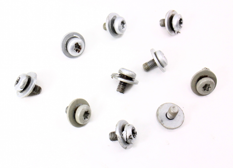 fender bolts screws 06-10 vw passat b6