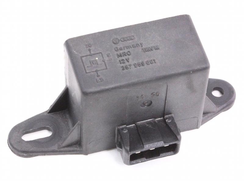 Seat Belt Relay VW Passat 90-94 B3 - Genuine - 357 959 661