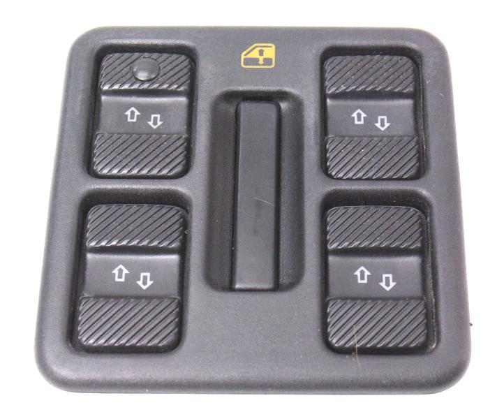 Driver Master Window Control Switch 90 94 Vw Passat B3