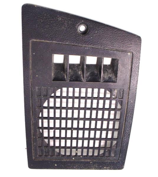 Rh Front Blue Dash Speaker Grill Cover 81 84 Vw Rabbit