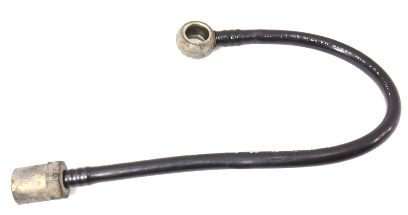 gas fuel line 81-84 vw rabbit gti jetta cabriolet mk1