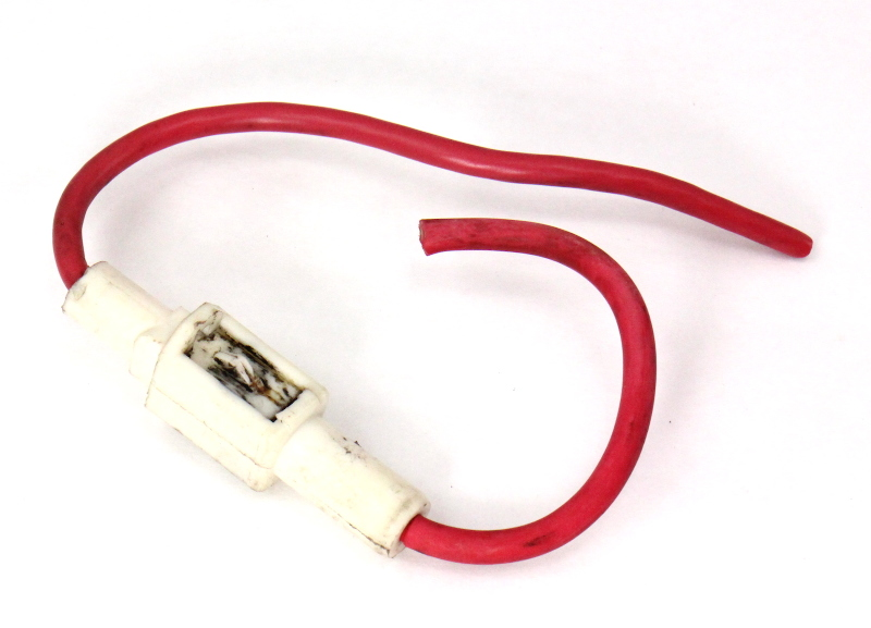 Battery Wiring Plug Pigtail 75 84 Vw Rabbit Mk1 Genuine
