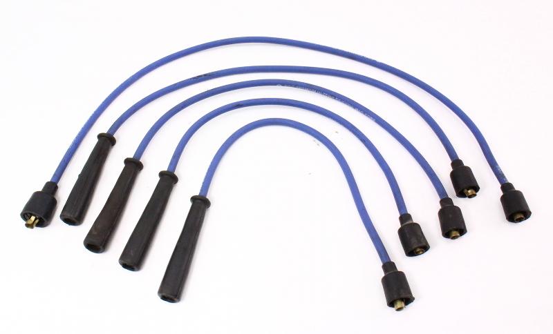 Ignition Wire Set 75-84 Vw Jetta Rabbit Mk1