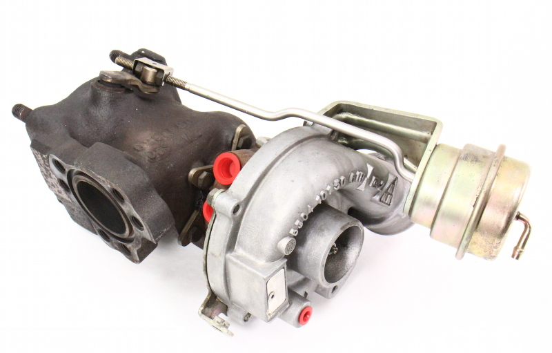 Cp Lh Turbo Audi S A C Allroad T K Turbocharger Genuine L on 2002 Audi A4 Coolant Flange