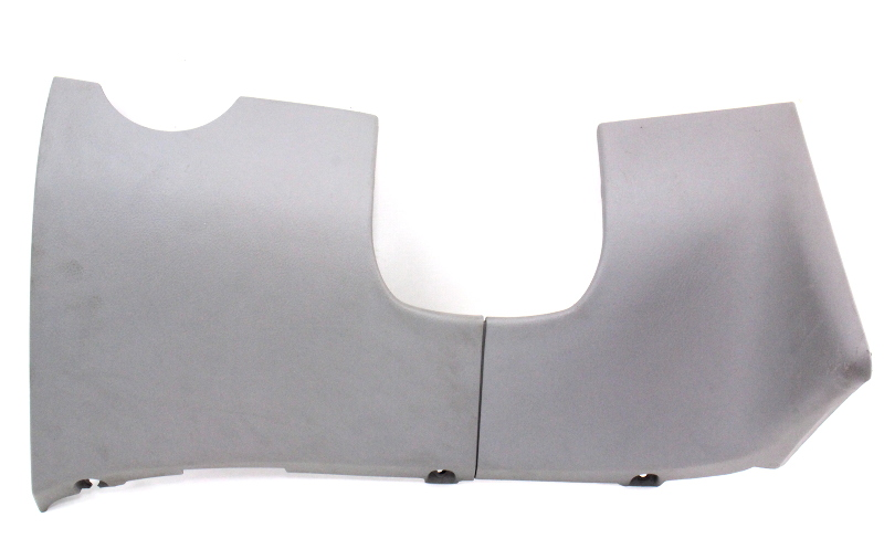 Lh Driver Lower Dash Knee Panel Trim Gray Grey 99 05 Vw
