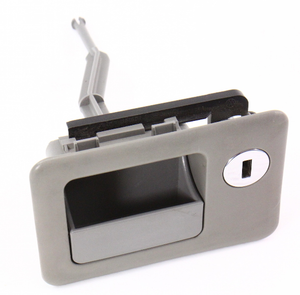 Rh Rear Seat Backrest Latch Vw Jetta Mk4 Sedan Grey