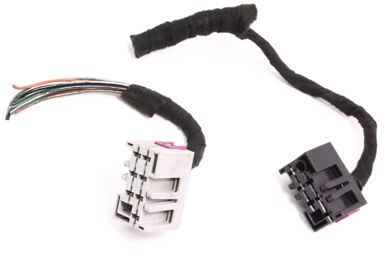 Dash Switch Pigtails Vw Jetta Golf Gti Mk4 Wiring Plug