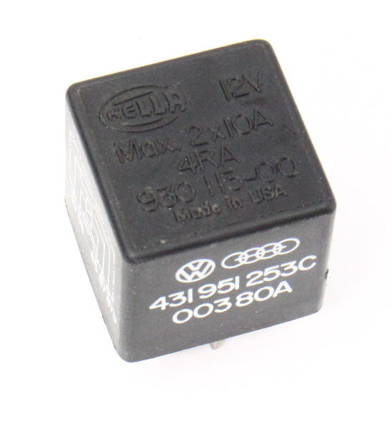 Genuine Relay 75 84 Vw Jetta Rabbit Scirocco Mk1 431