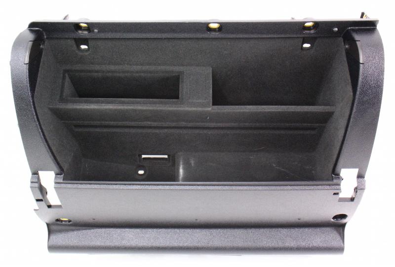 Glove Box Compartment Backing 06-13 Audi A3 - Dark Gray - Genuine - 8P1 880 302