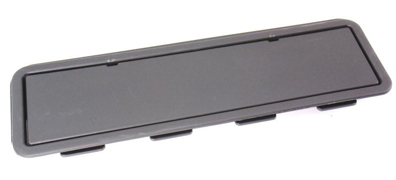 Hatch Trunk Access Cap Door Cover 06-13 Audi A3 - Genuine - 8P4 863 270